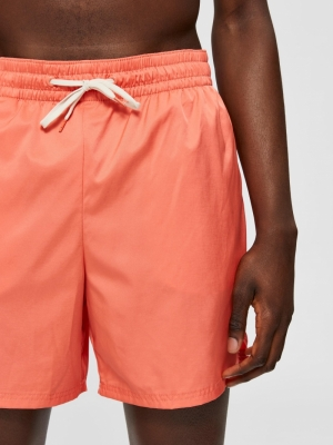 SLHNEWCOLOUR FLEX SWIMSHORTS W 196900 Coral