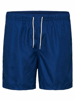 SLHCLASSIC COLOUR SWIMSHORTS W logo